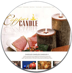 Copper-Candle